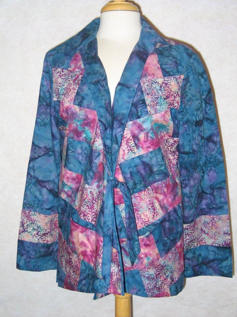 Urban Treasures - Cotton batiks