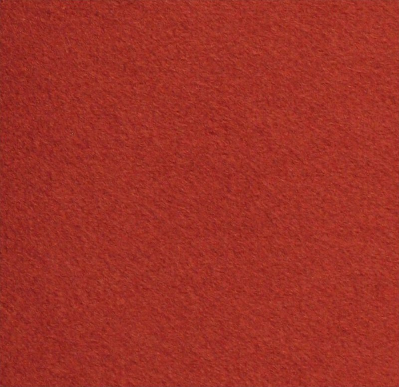 Flannel Wool Red