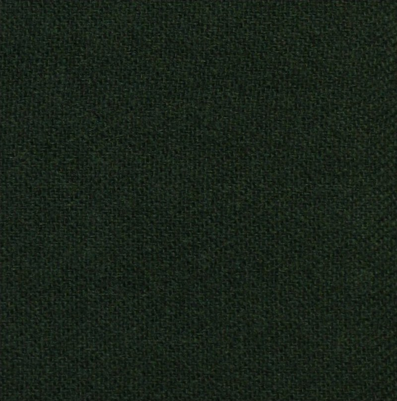 Flannel Wool Forest Green