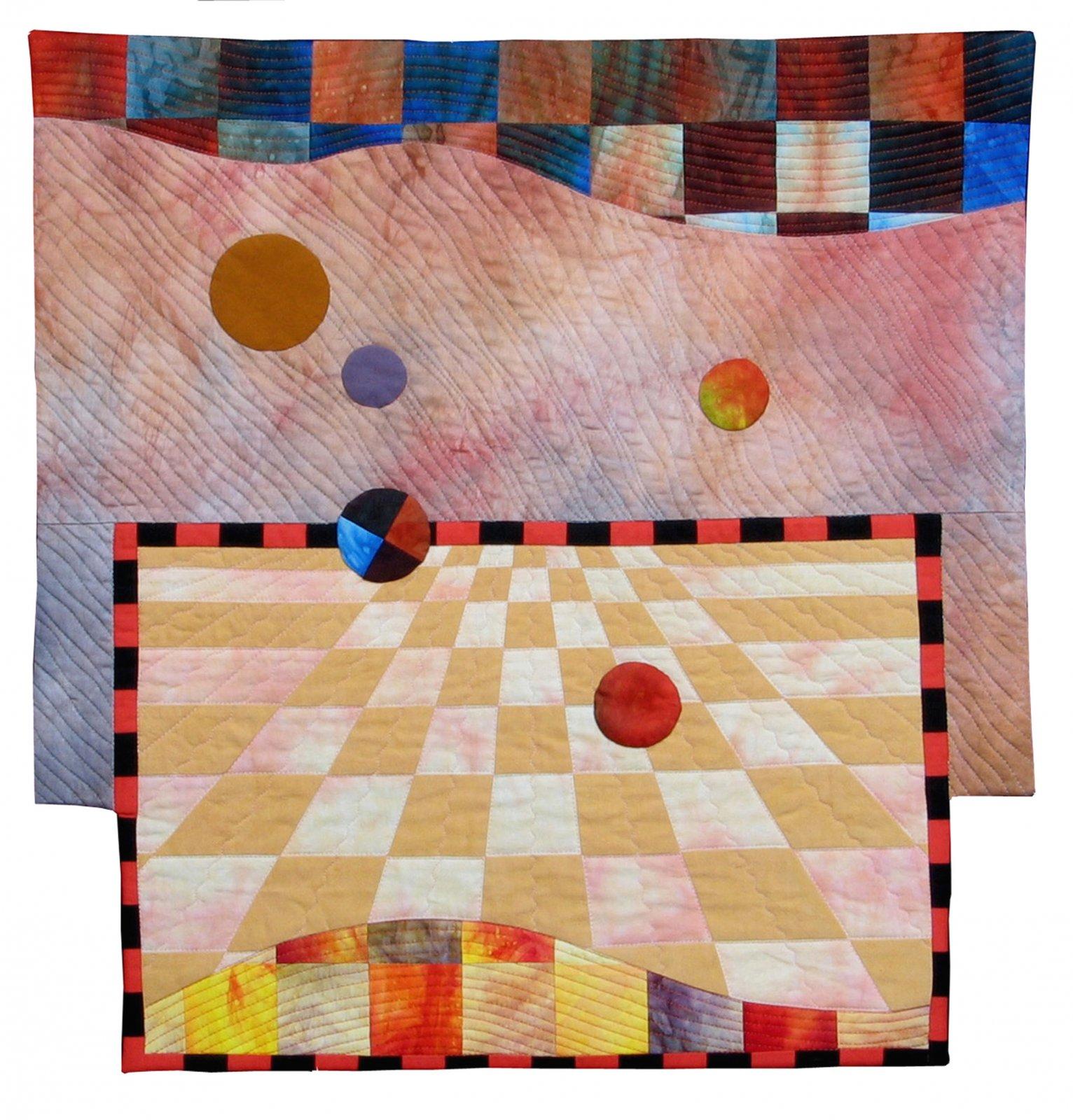 Checkerboard Flash Gordon