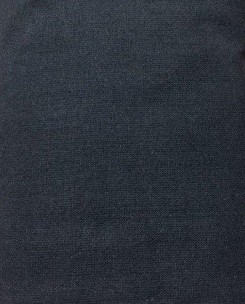 Black Coarse Weave Cotton