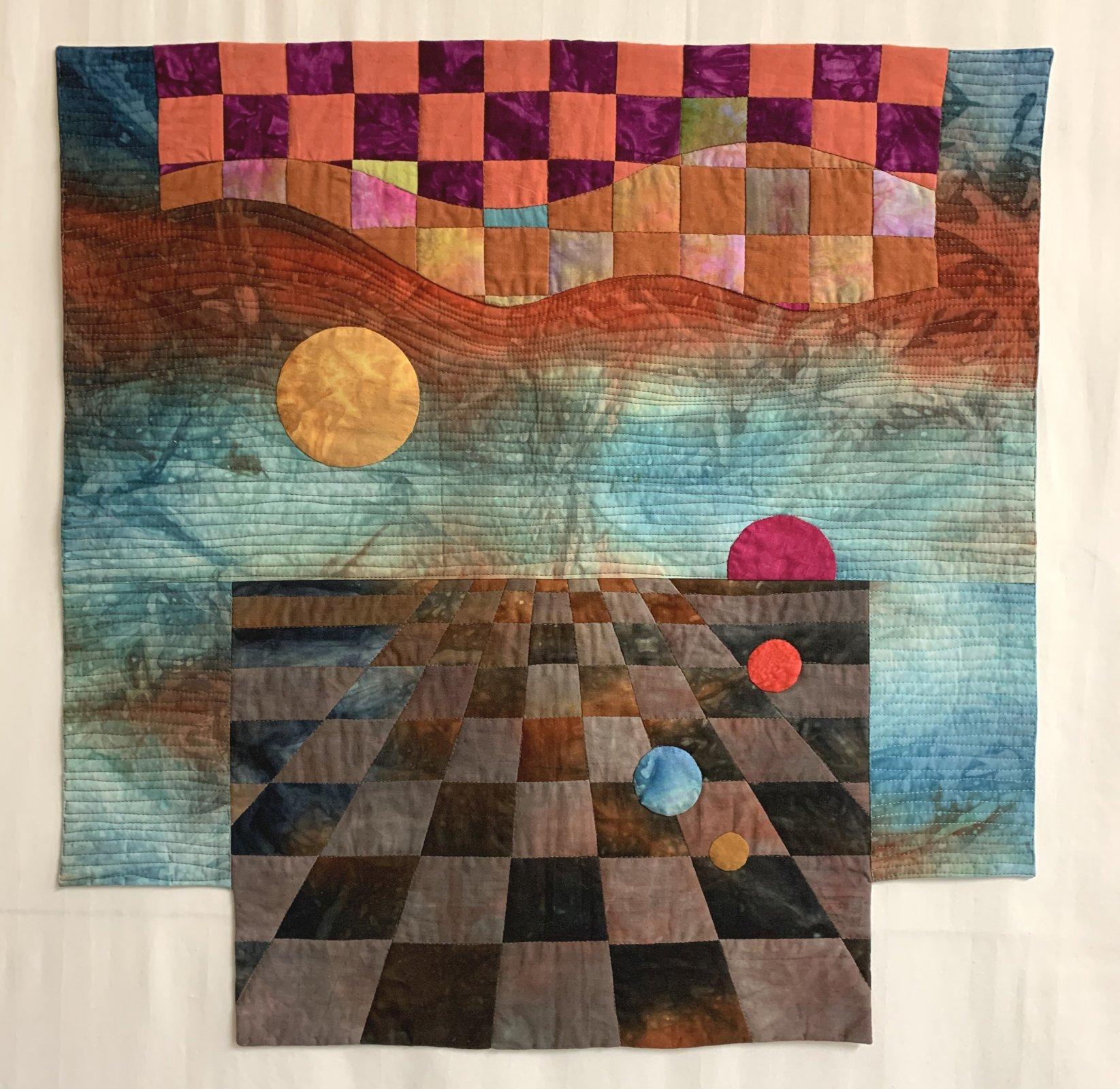 Cosmic Checkerboard