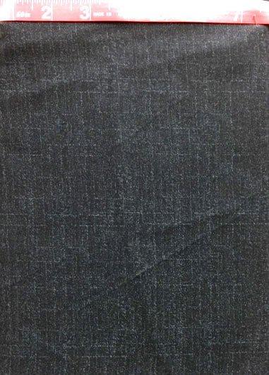 Kona Bay Black with Gray Printed Hash Marks
