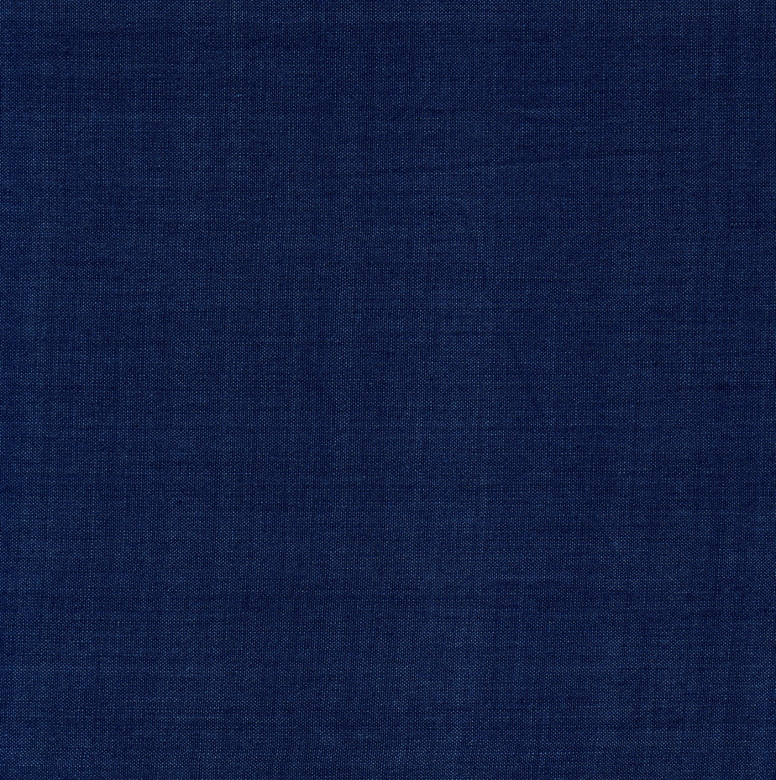 Oakshott Shot Cotton, Dark Blue
