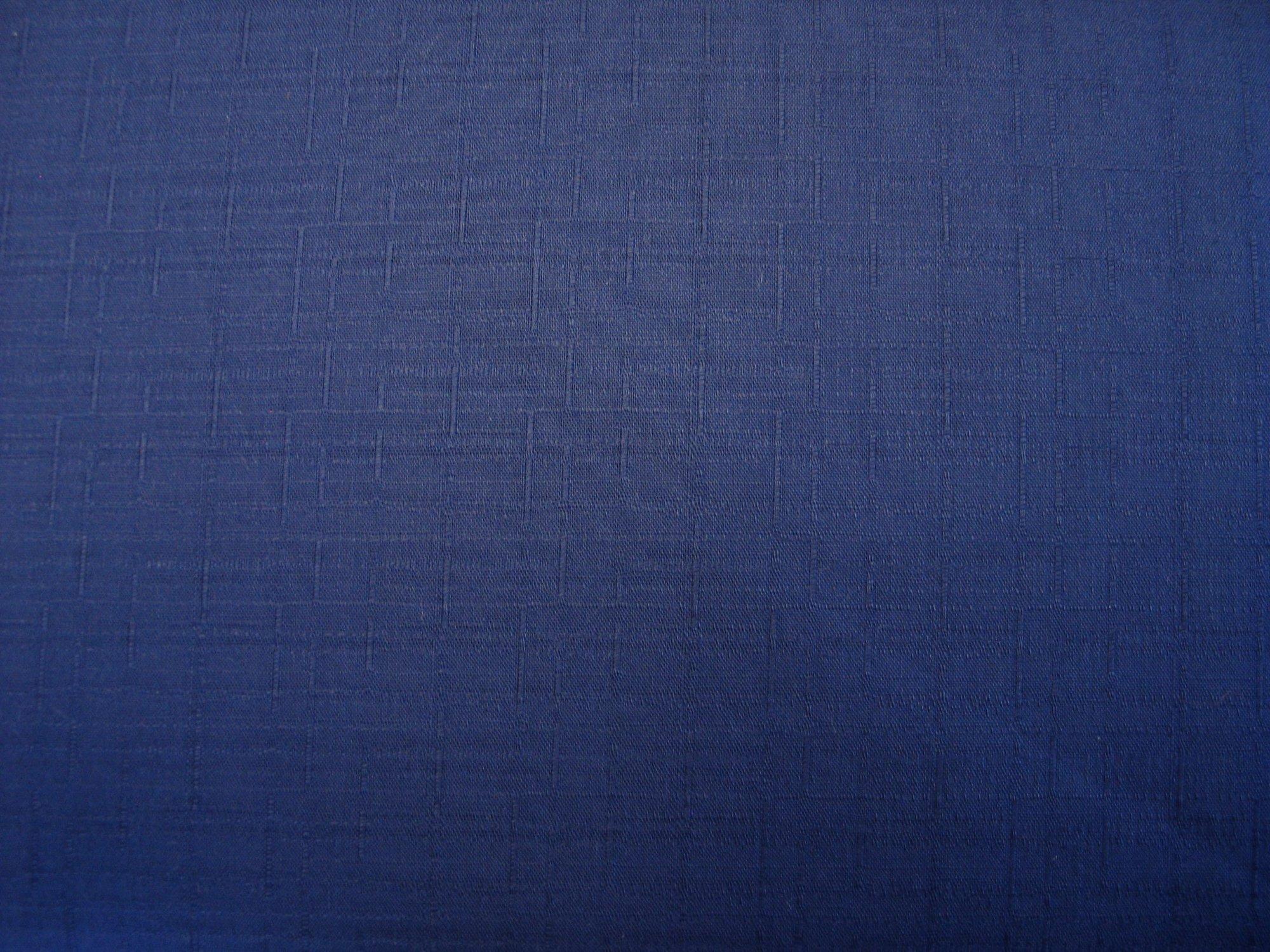 Solid Dobby, Cobalt Blue