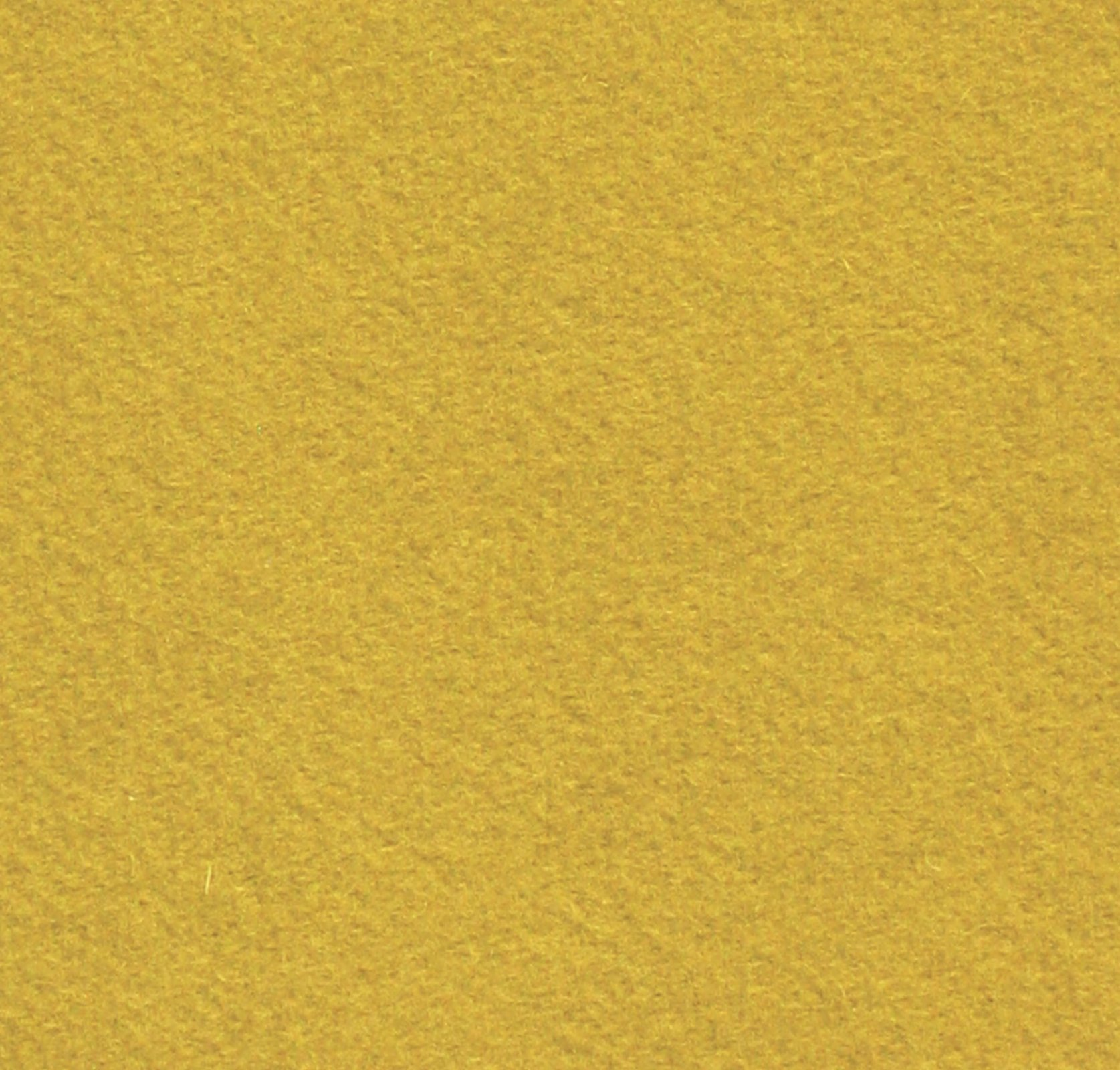 Bright Yellow-Gold Wool/Rayon Blend