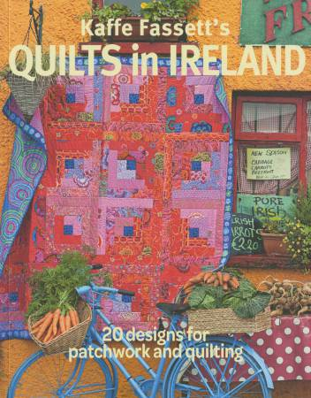 Kaffe Fassett's Quilts in Ireland - Softcover Book