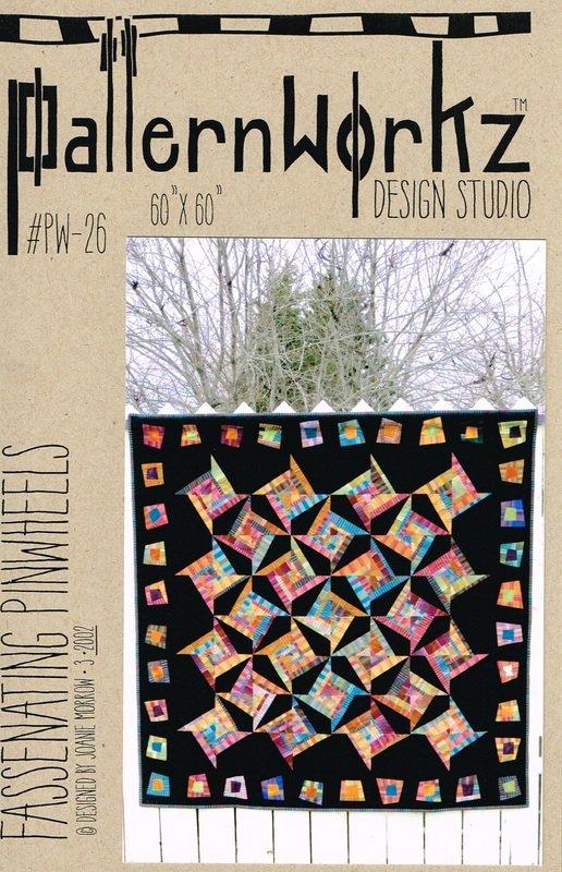 Fassenating Pinwheels Pattern