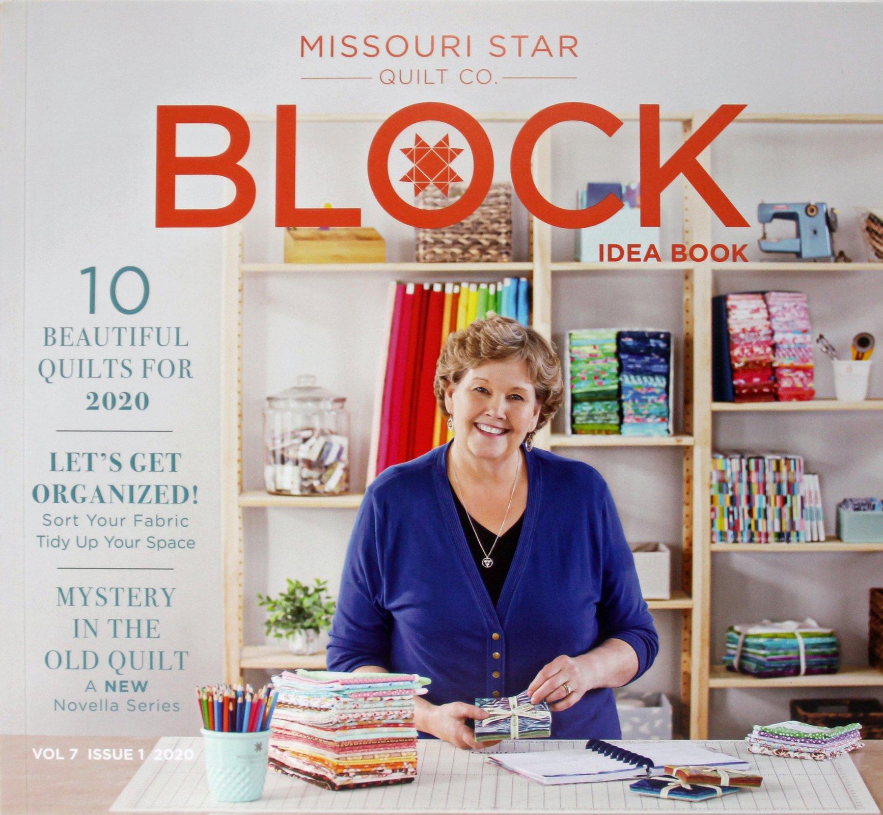 Block Idea Book, vol. 7, issue 1 2020