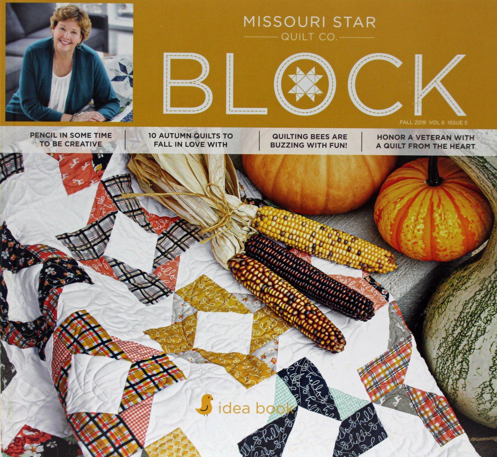 Block Fall 2019, vol. 6, issue 5