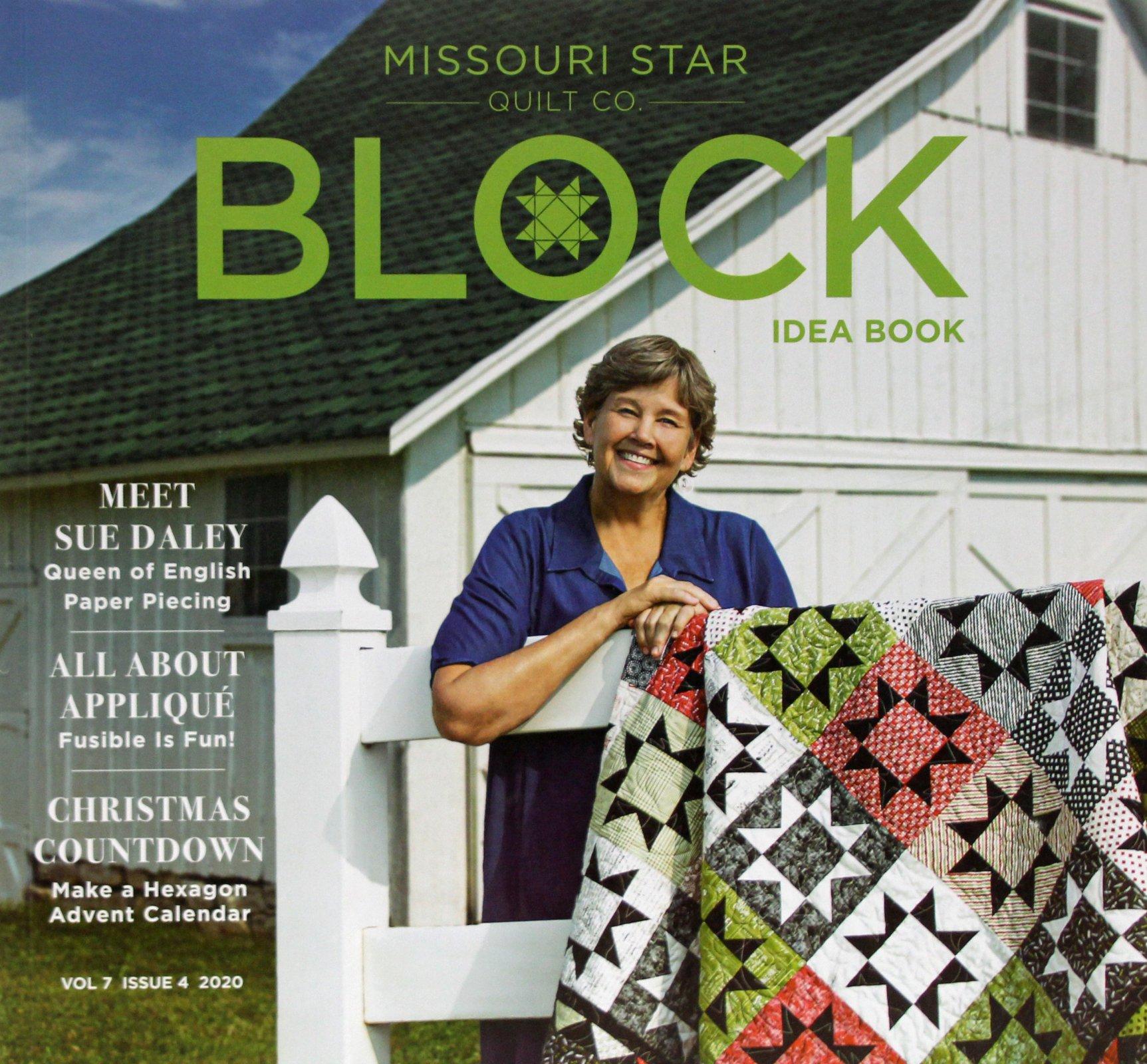 Block Idea Book, vol. 7, issue 4 2020