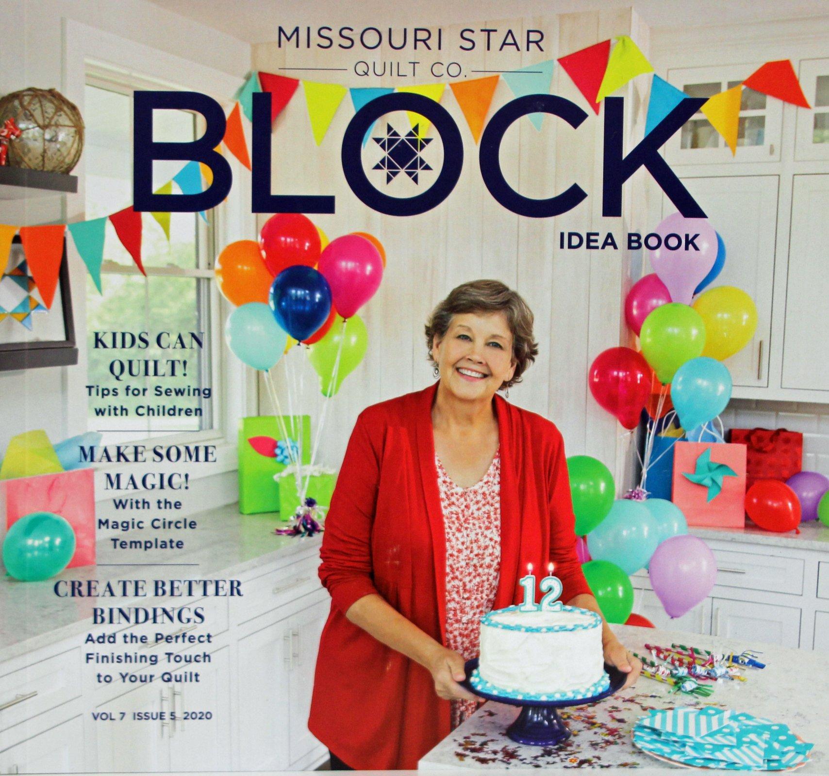 Block Idea Book, vol. 7, issue 5 2020