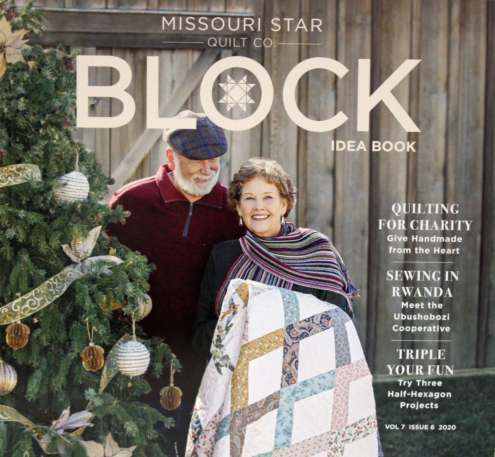 Block Idea Book, vol. 7, issue 6 2020