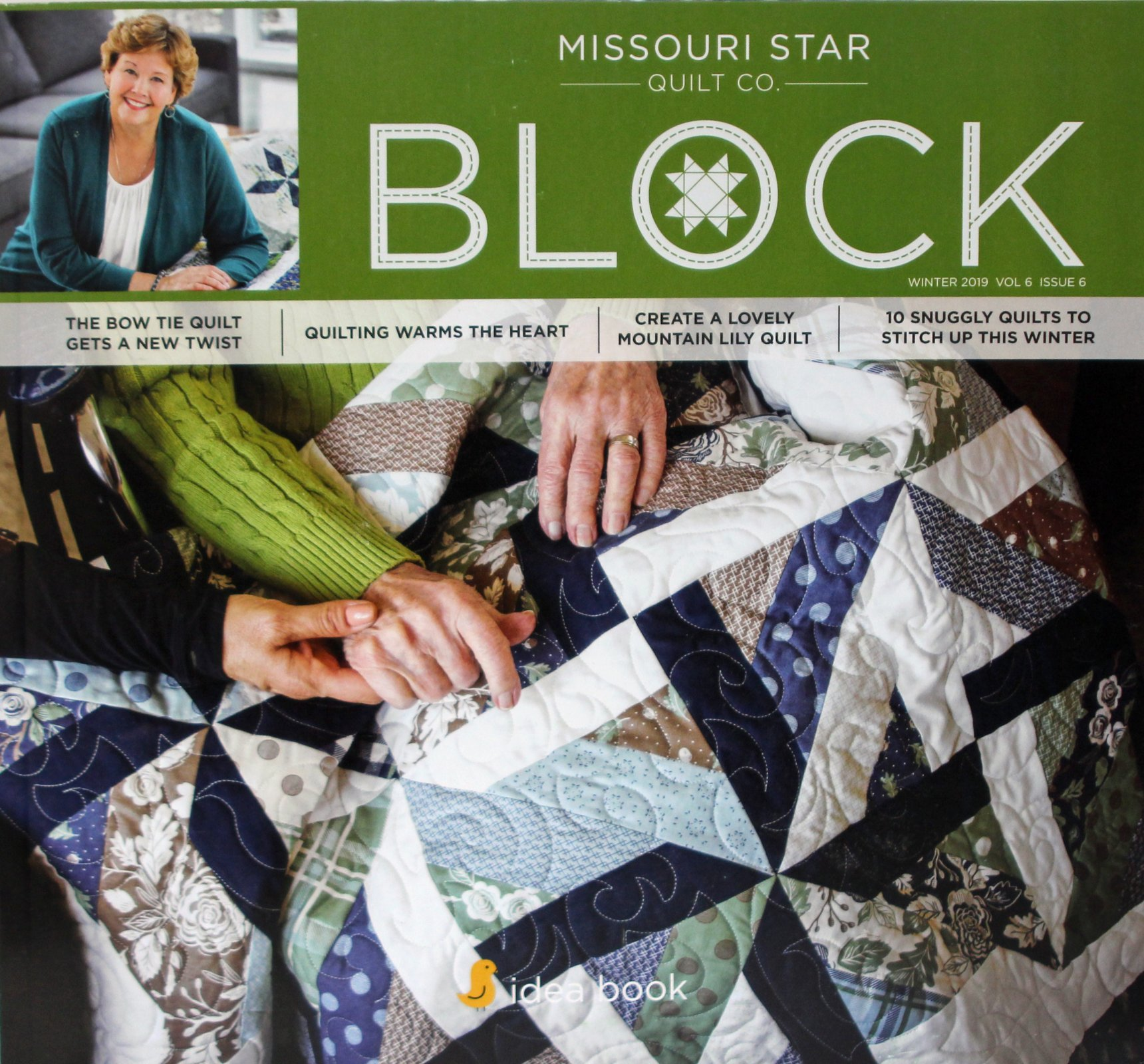 Block Winter 2019, vol. 6, issue 6