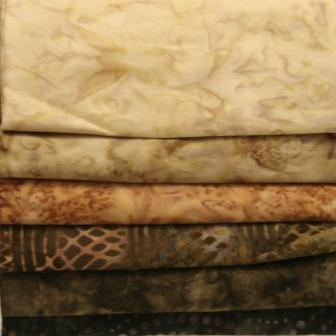 Batik Bundle Browns