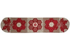 Christmas Club Table Runner Pattern