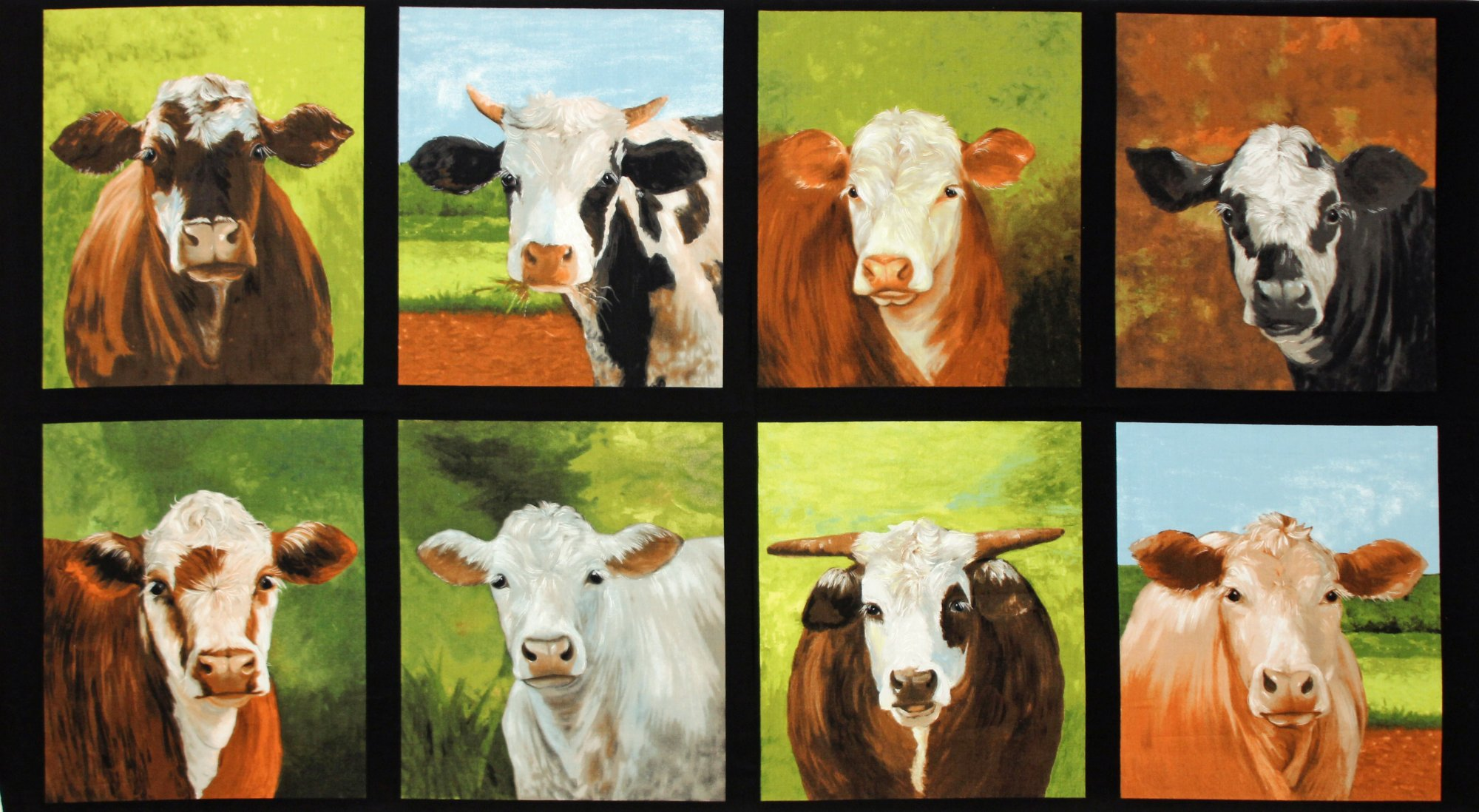 Cows Panel