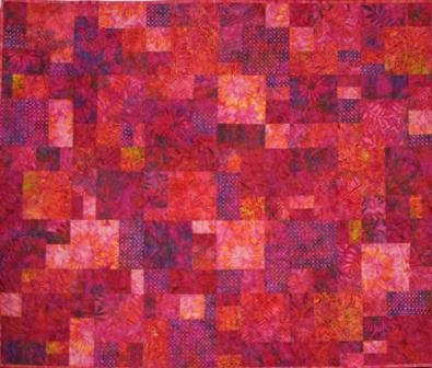 Crazy Eights Kit Pink Orange