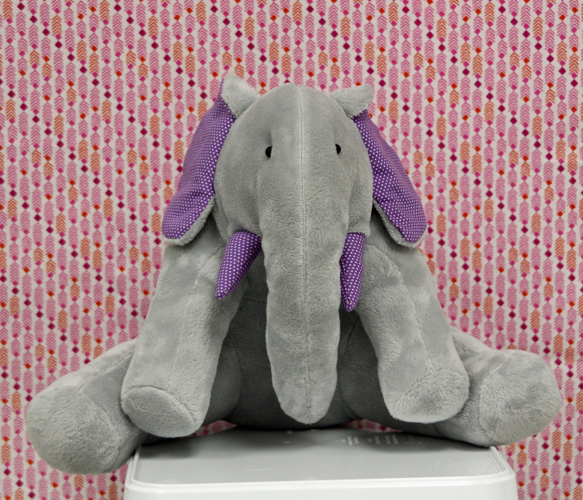 Ellie Elephant Pattern