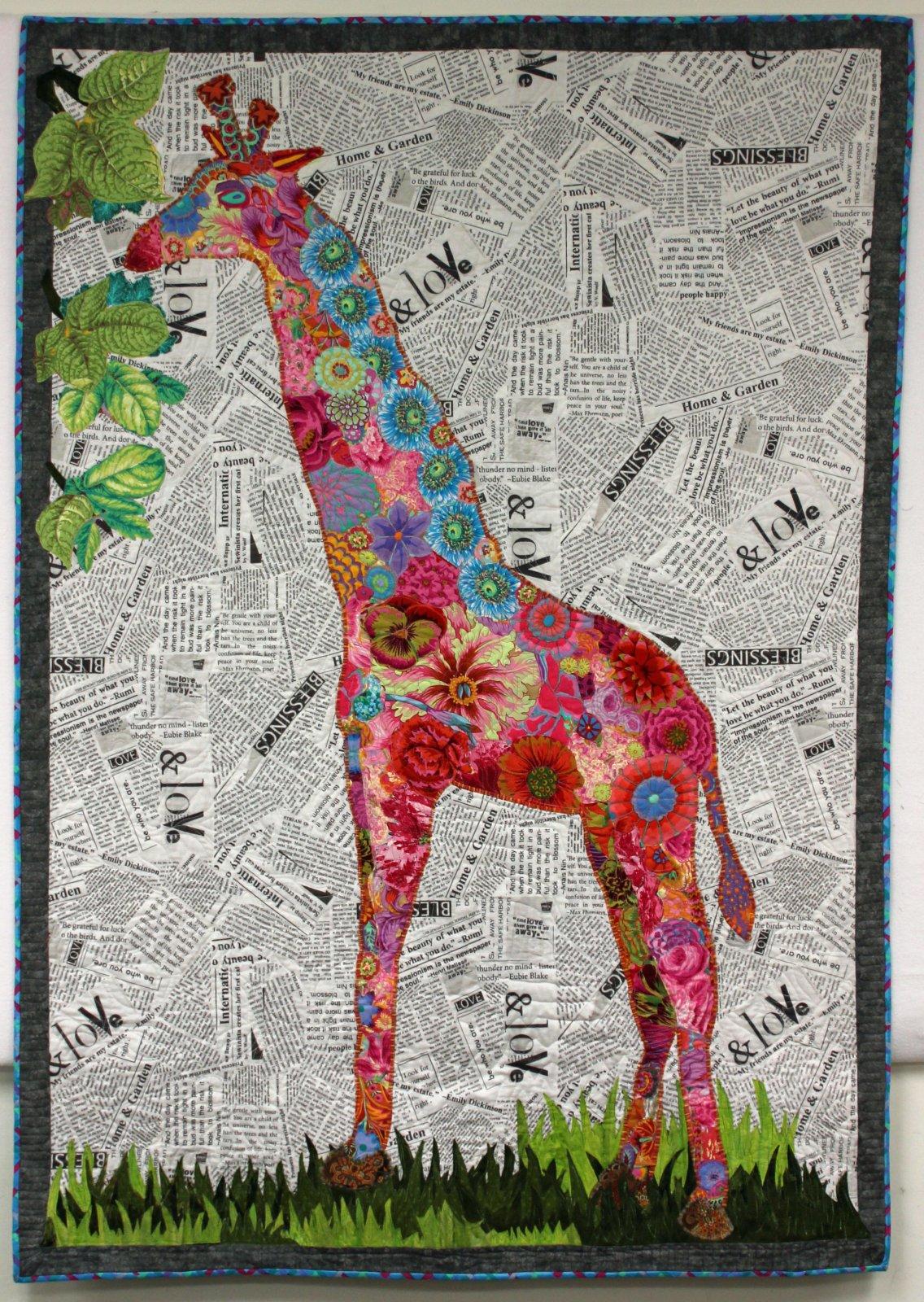 Fabric Collage Quilt : photo collage quilt - Adamdwight.com