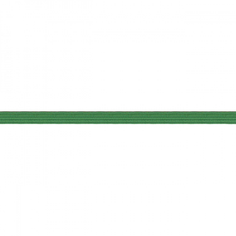 Flat 1/4 Elastic - Green