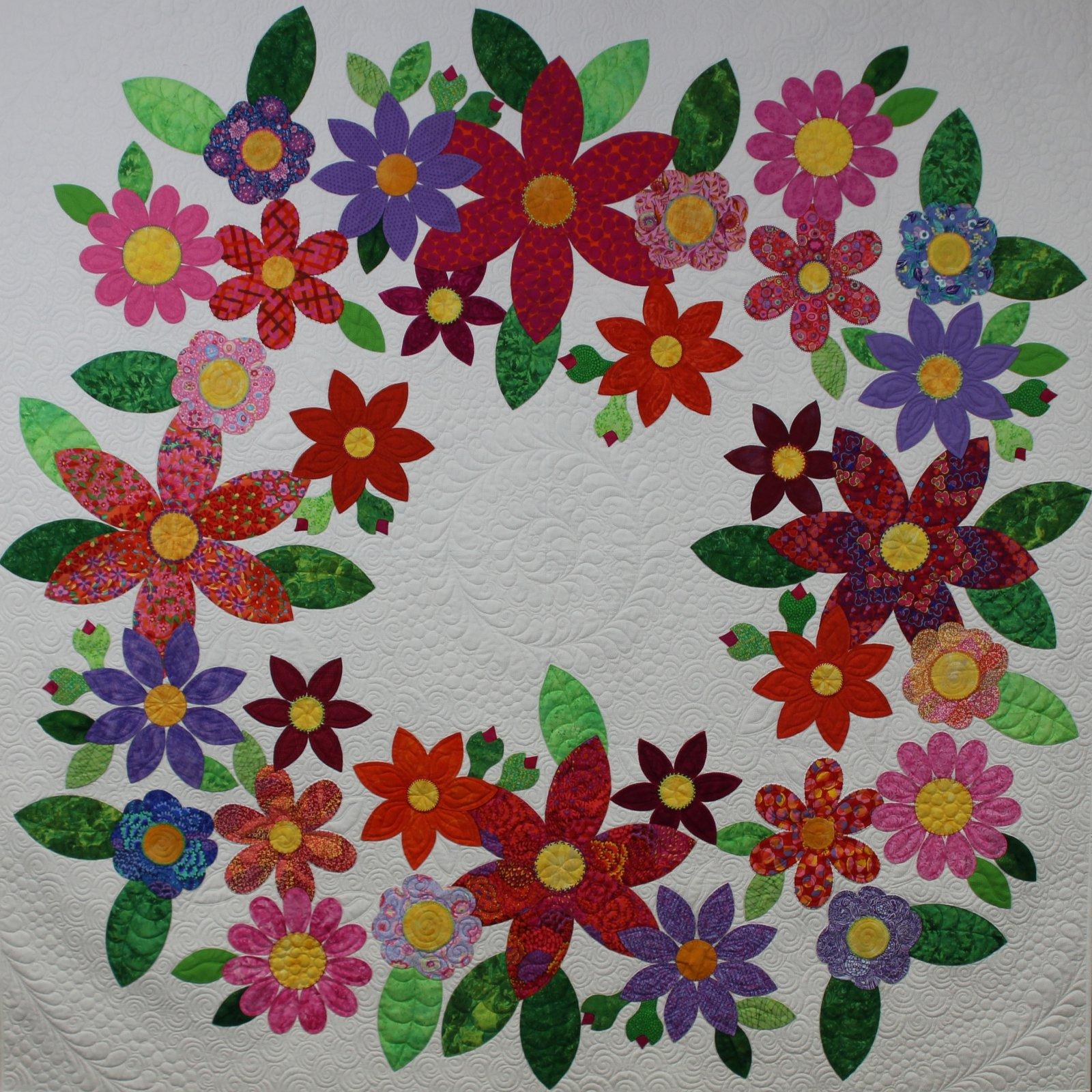 Flowering Wreath Kit