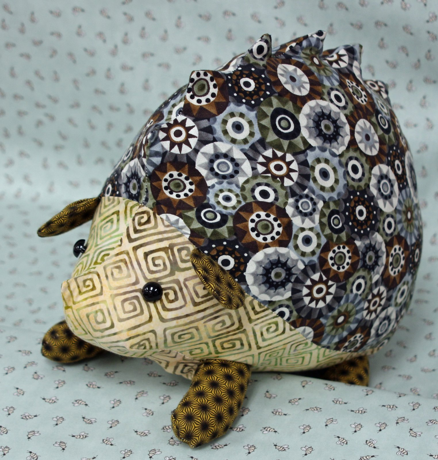 Hannah Hedgehog Pattern