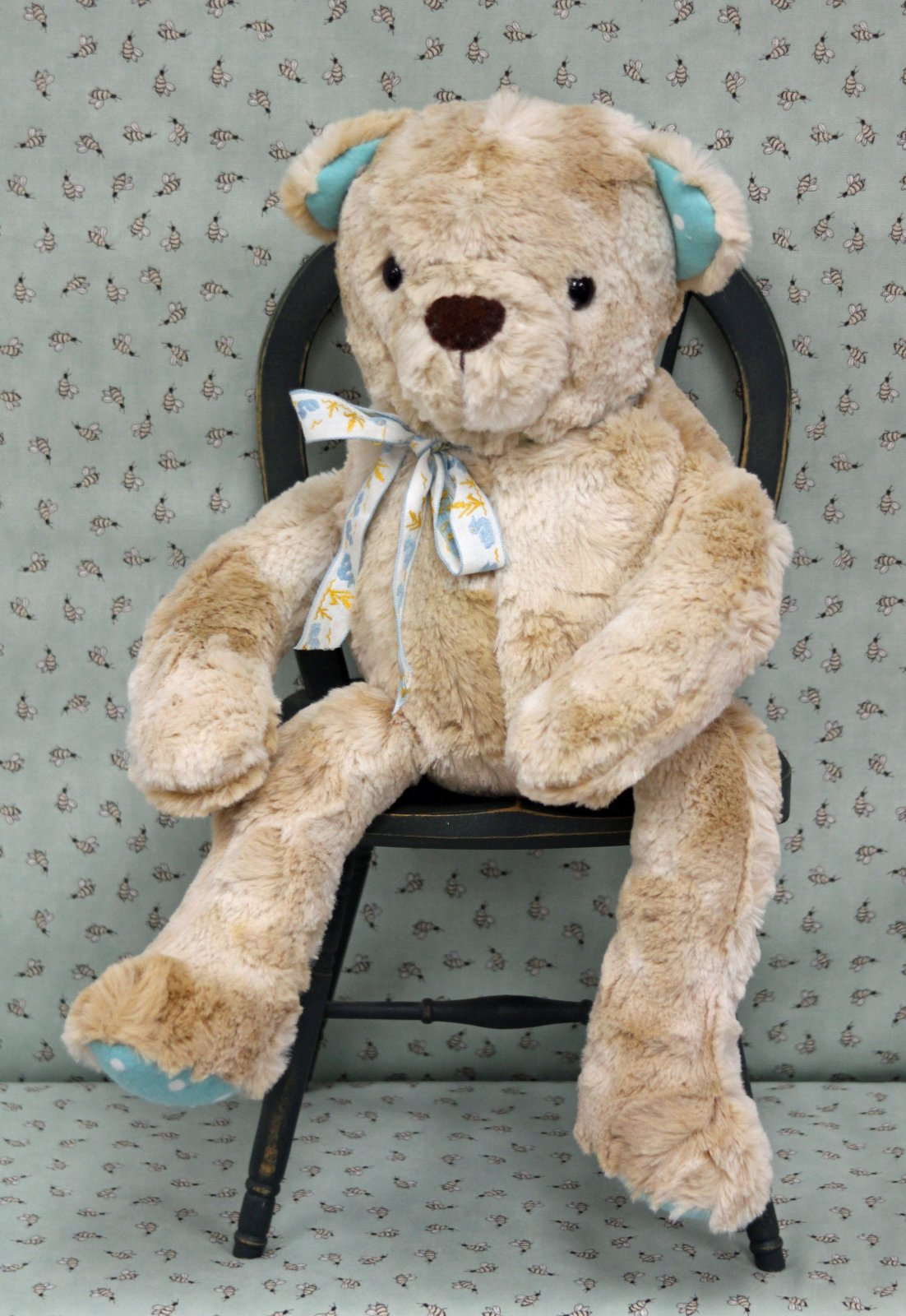 Izzy Insomniac Teddy Bear Pattern