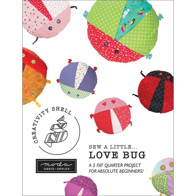Love Bug Pillow Pattern