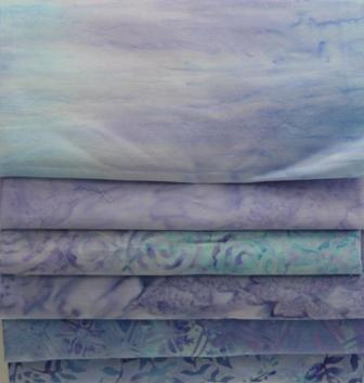 Batik Bundle Lovely Lavenders