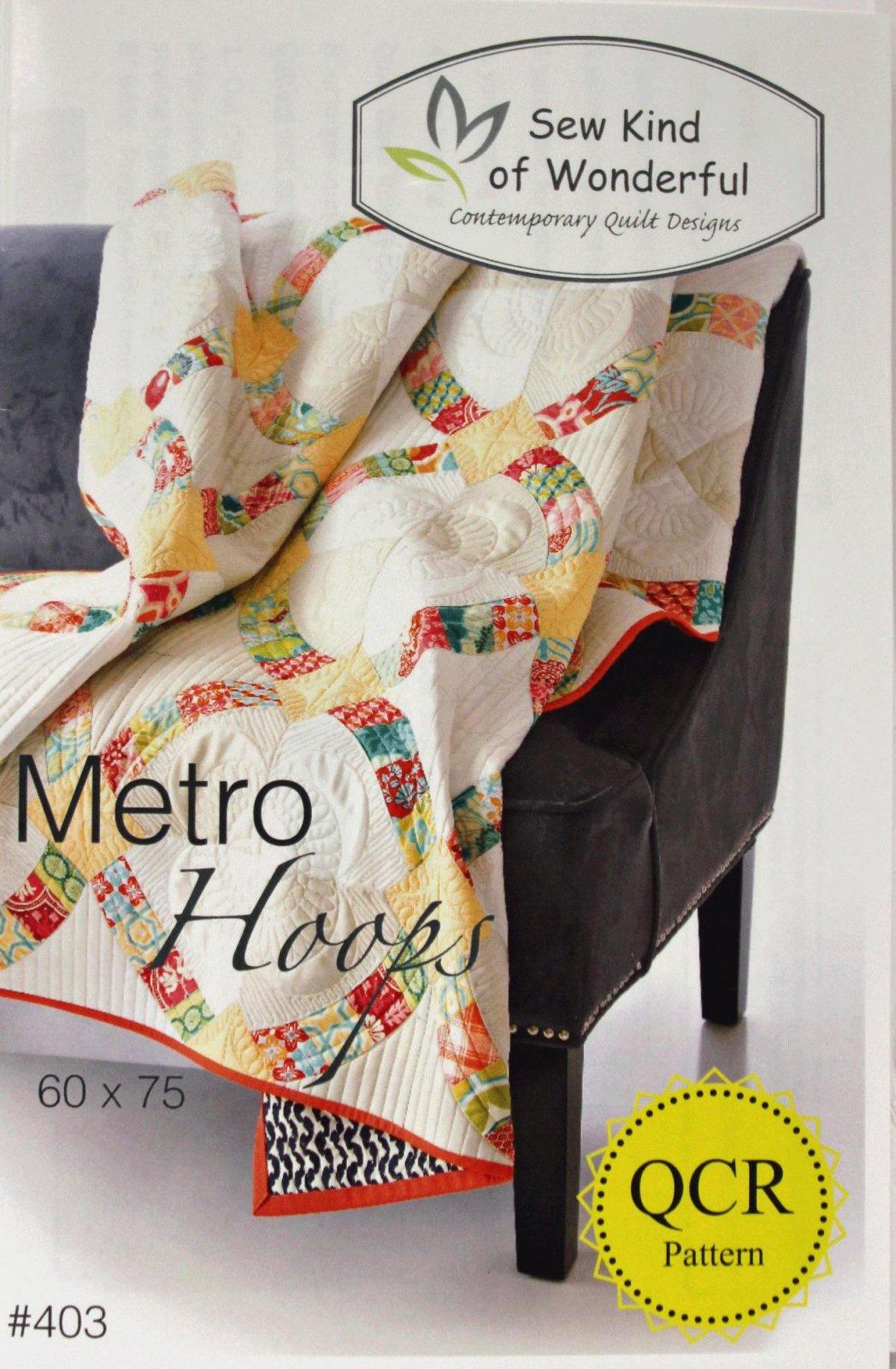 Metro Hoops Pattern