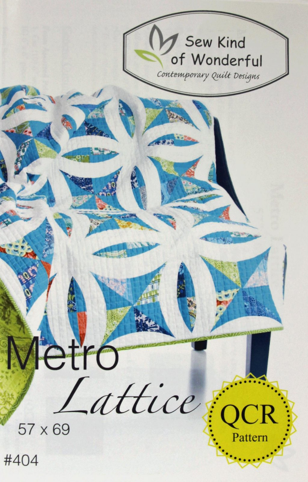 Metro Lattice Pattern