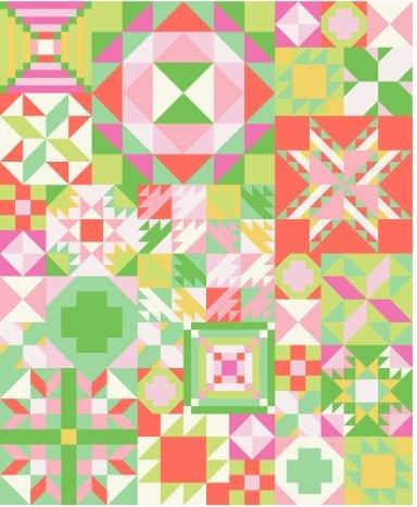 My Favorite Color is Primrose Garden Kit