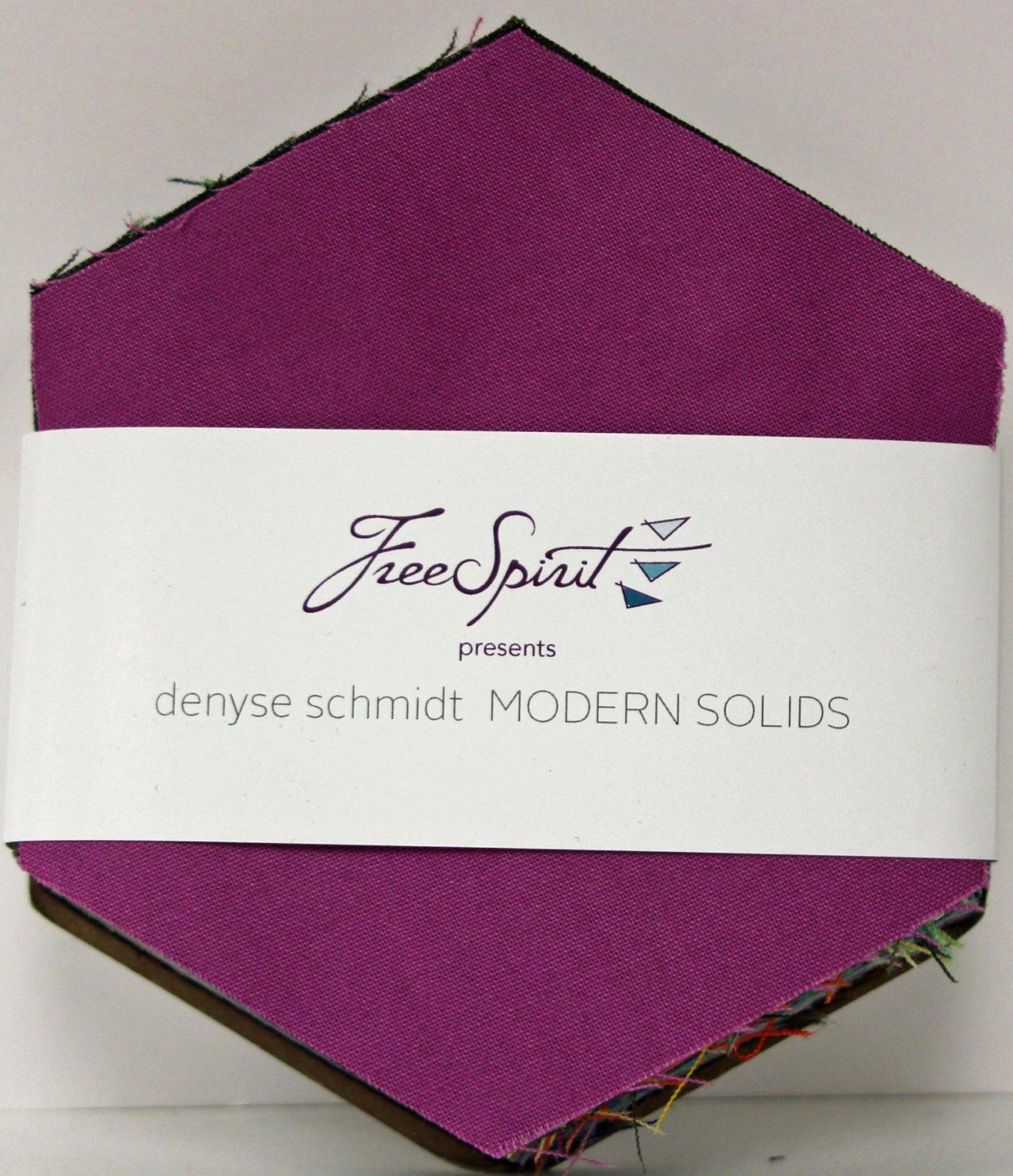 Modern Solids 4.75 Hexagons