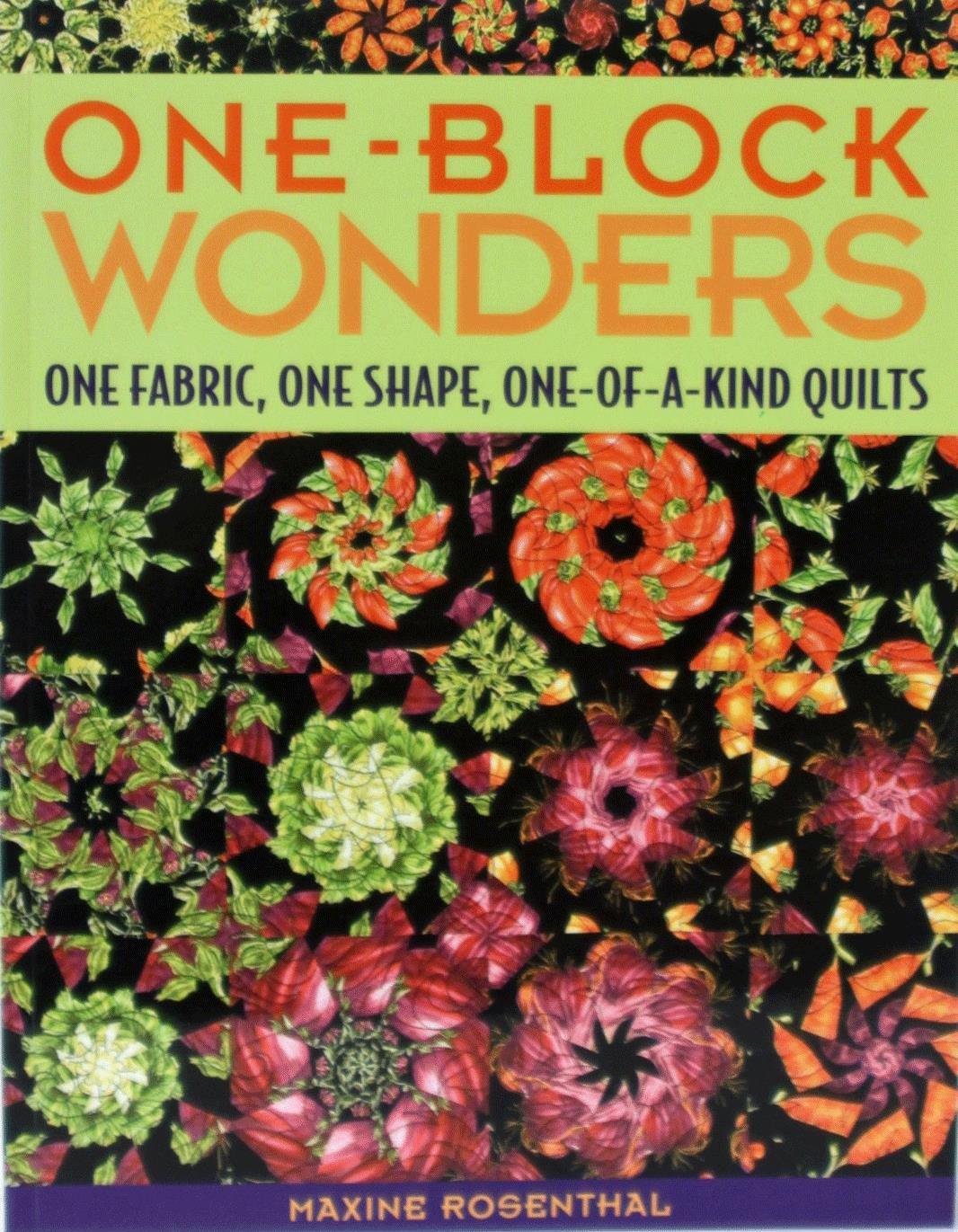 One Block Wonders Book