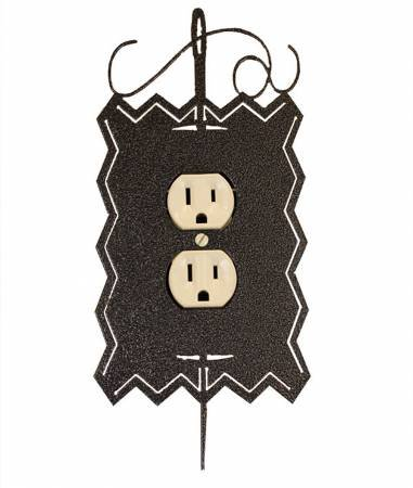 Needle & Thread Metal Outlet Cover