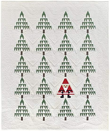 Santa In The Pines Kit