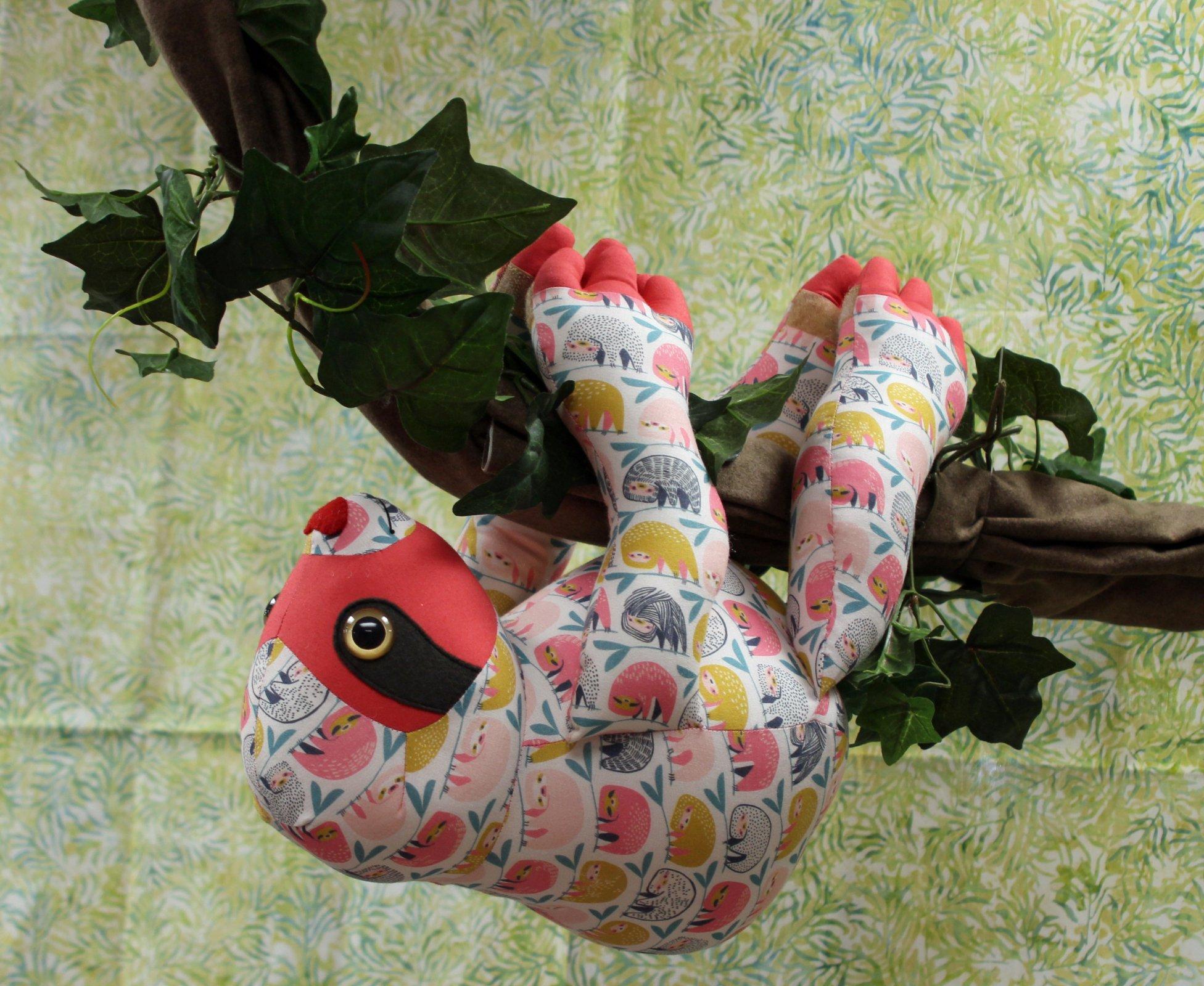 Slowpoke the Sloth Pattern