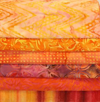 Batik Bundle Sunset