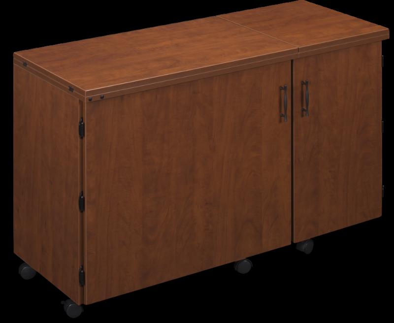 Sylvia Cabinet 1050 SunsetCherry
