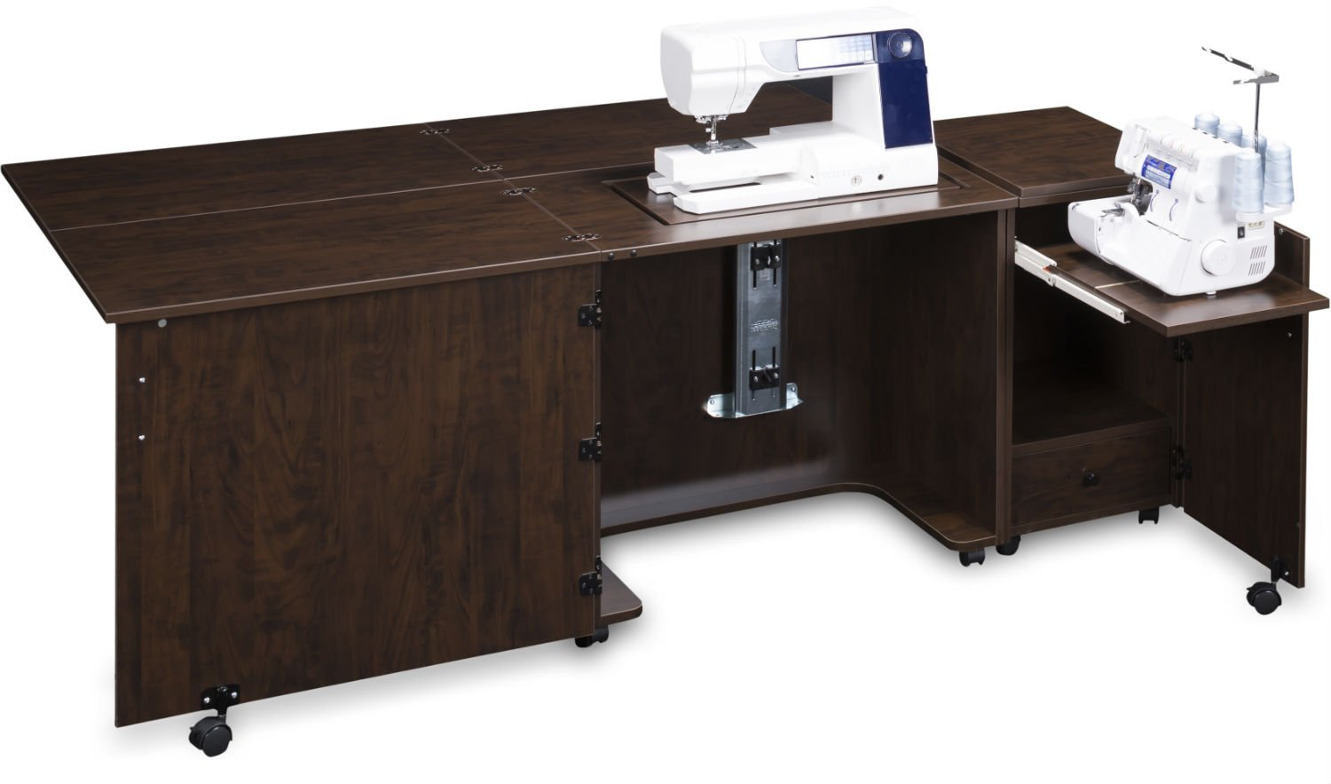 Sylvia Cabinet 1050Q BrownPearwood