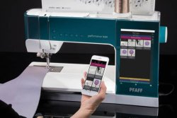 PFAFF Performance Icon quilting machine