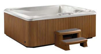 Hot Spot Stride spa Pearl Teak