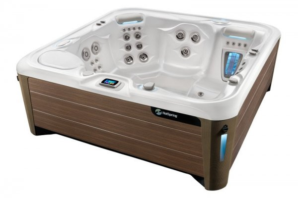 HotSpring Highlife Alpine White Walnut