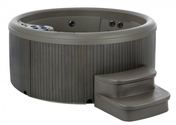 Fantasy Spas Splendor Gray and Taupe