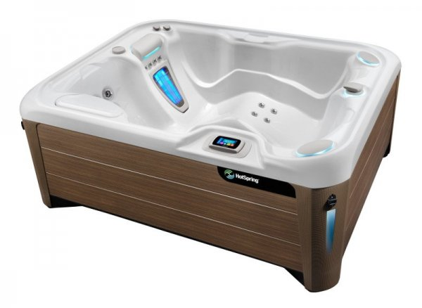 HotSpring Highlife Jetsetter Walnut
