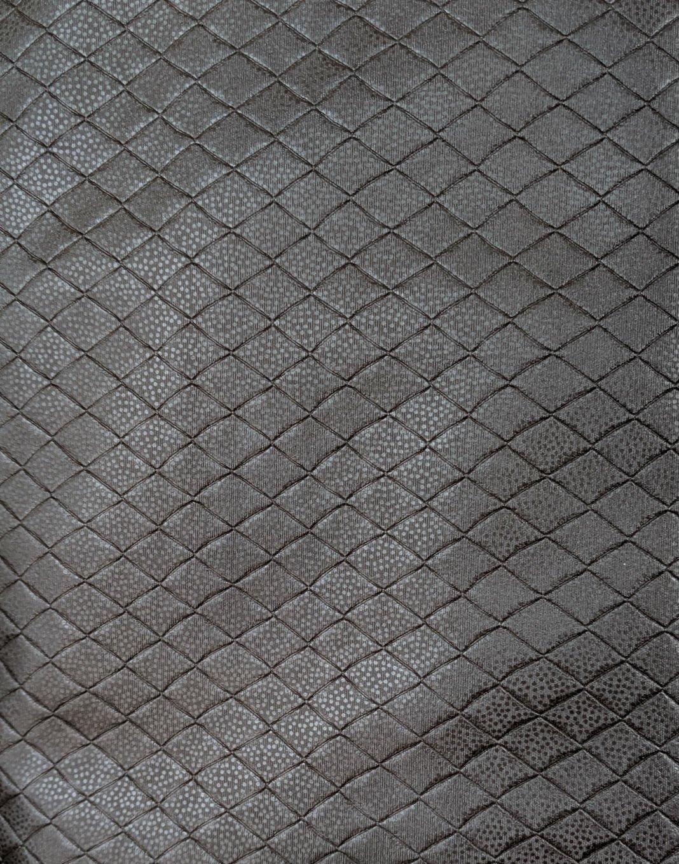 Faux Leather Diamond Texture