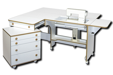 Sewing Furniture : quilting tables and cabinets - Adamdwight.com