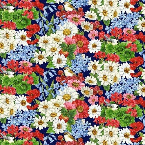 America the Beautiful - Spring Flowers