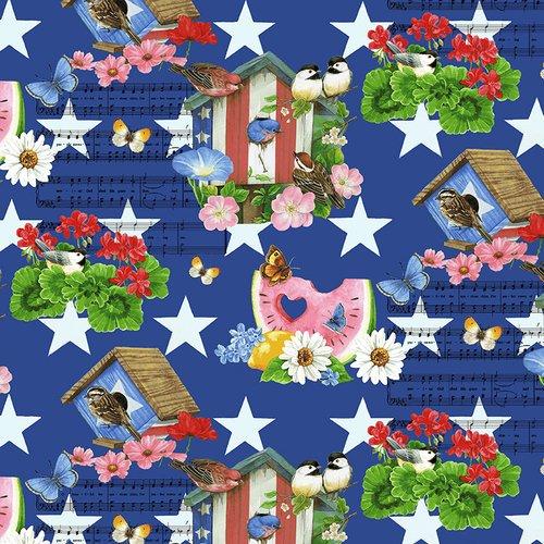 America the Beautiful - Birdhouses